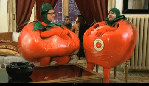 Humor: Dos tomates y dos destinos 1
