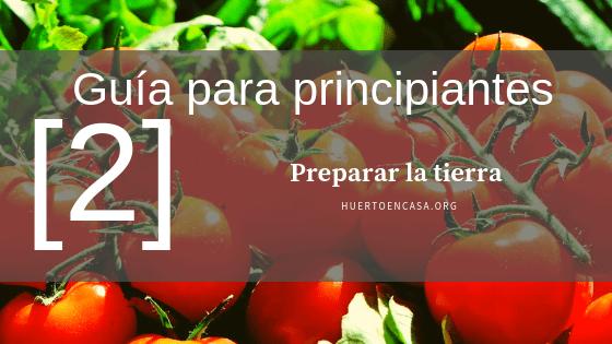 Cultivo de Tomates_ Preparar la tierra [2]