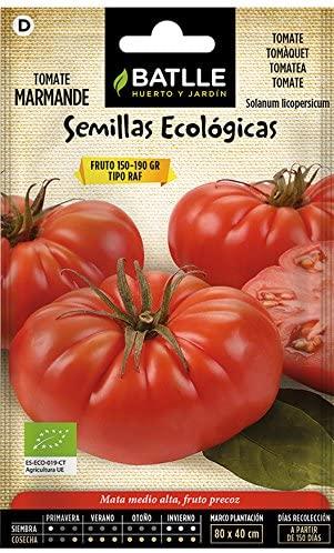 semillas tomate marmade eco