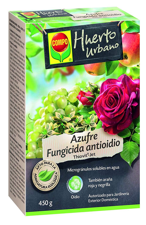Azufre Fungicida Antioidio