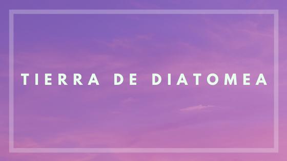 Tierra de diatomea