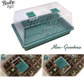 Invernadero Mini en Color Verde - Biotop 1
