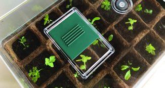 Invernadero Mini en Color Verde - Biotop 2