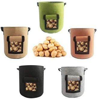 Bolsa para cultivo de patatas - ZBOMR 2