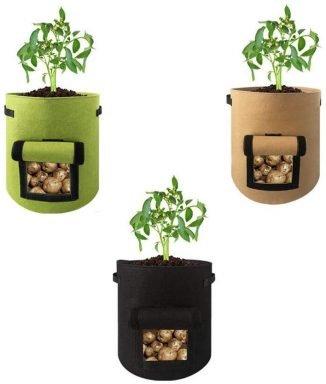 Bolsa para cultivo de patatas - ZBOMR 4