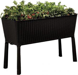 keter - mini huerto en casa easy grow