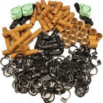 kit accesorios riego huerto